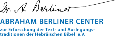 Logo Abraham Berliner Center